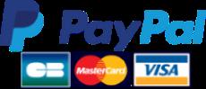 Logo Paypal et don en ligne